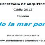 Convocada la VIII Bienal Iberoamericana de Arquitectura y Urbanismo