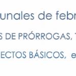 Acta da comisión do PFC. Febreiro 2012