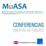 Conferencias do Mestrado Universitario en Arquitectura Sanitaria e Asistencial abertas ao público en xeral