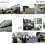 MuASA · Visita Centros Sanitarios de Barcelona