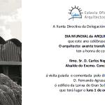 Día mundial da arquitectura 2012 na Coruña
