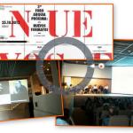 3er Foro ARQUIA – PRÓXIMA – NUEVOS FORMATOS. A CORUÑA 2012. Transmisión en directo