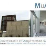 2º Prazo: Listaxe Provisional de admitidos/excluidos no Mestrado Universitario en Arquitectura Sanitaria e Asistencial para estudiantes do EEES curso 2012·13