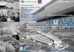 Presentación MuASA 2012·13. Máster Arquitectura Sanitaria y Asistencial @ Salón de Grados. Edificio de Departamentos | A Coruña | Galicia | España
