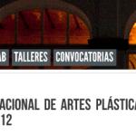 """Convocatoria XIX Certamen Nacional de Artes Plásticas. """"Universidad de Sevilla"""""""