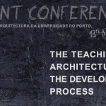 Conference: The teaching of architecture in the development process.