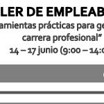 Taller de empleabilidade na ETSAC