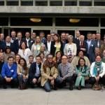 Xuntanza na ETSAC… 30 anos despois