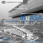 Mestrado Universitario en Arquitectura Sanitaria e Asistencial. MuASA Información curso 2013 · 14