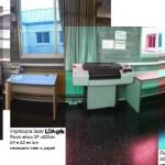 LDA: equipamentos e custos de impresión