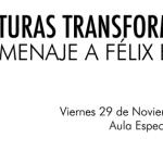Estructuras Transformables. En homenaje a Félix Escrig.