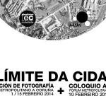 O LÍMITE DA CIDADE: exposición + conferencia