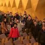 O Joint Graduate Design Project viaxa a Vigo