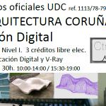 Cursos de Fabricación Dixital – ETSAC  xuño 2014 [curso finalizado]