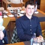 Un alumno da ETSAC gaña o Premio Literario da Facultade de Filoloxía
