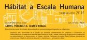 4ª SESIÓN DO SEMINARIO HÁBITAT A ESCALA HUMANA @ Salón de Actos. ETSAC