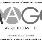 Publicación da memoria do proxecto MAGA