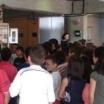 Visita do CEIP Valle Inclán á ETSAC