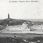 Charla na Luís Seoane sobre as propostas dos PFCs para o cárcere da Coruña