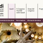 Primeiro Congreso Mundial sobre Gaudí
