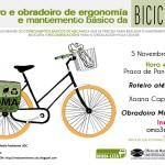 Roterio e obradoiro de ergonomía e mantemento básico da bicicleta