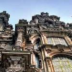 Visita de estudo de HISTORIA DA ARQUITECTURA I a Santiago de Compostela