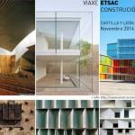Reunión informativa: Viaxe ETSAC Construción: Castilla y León. Novembro 2014