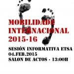 Reunión informativa MOBILIDADE INTERNACIONAL