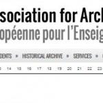 EAAE: eventos da European Association for Architectural Education