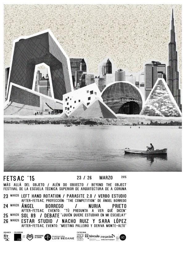 FETSAC15 cartaz