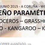 """Workshop """"Deseño paramétrico con Grasshopper"""" xuño 2015. [curso cerrado]"""