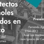 Presentación do libro: Arquitectos españois exiliados en México