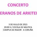 Concerto dos veteranos de Arkitektuna