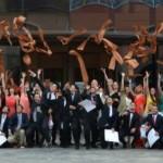 Promoción da ETSAC 2010-15: acto de graduación na Maestranza