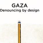 GAZA. Denouncing by design: palestra de Alberto Foyo e Nuria Prieto