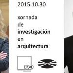 Xornada de Investigación en Arquitectura