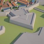Lectura da tese de doutormento: Da fortificaçao polar á fortificaçao fragmentada