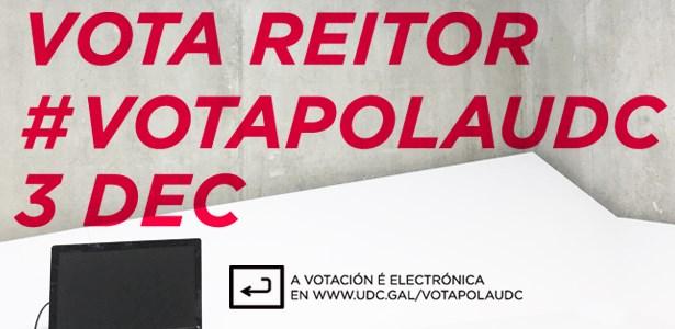 VOTA REITOR 03 DEC