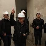 O Taller PFC-Iacobus visita o antigo cárcere de Ourense