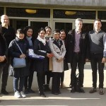 Unha delegación do Vietnám visita a ETSAC