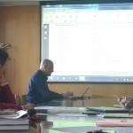 Reunión informativa na ETSAC para a xestión de sexenios de investigación