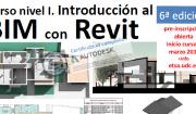 BIM con Revit. Novos cursos Marzo / Abril 2016