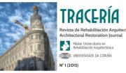 Primeiro número da revista TRACERÍA. Revista de Rehabilitación Arquitectónica