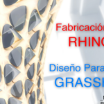 Fabricación Dixital con Rhino / Deseño paramétrico con Grasshopper