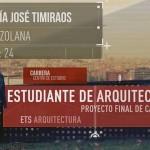 Alumna da ETSAC en EL PAÍS: Os futuros arquitectos terán que saber construír historias