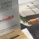 Premio internacional para un stand deseñado por profesores da ETSAC