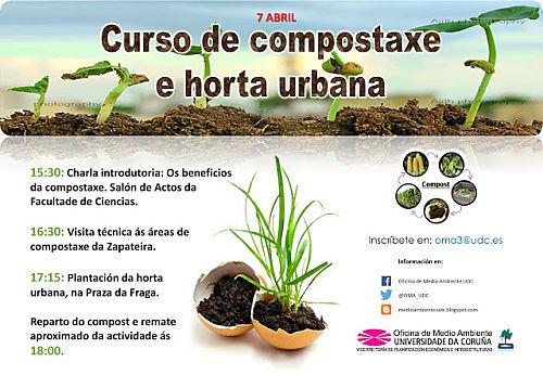 cartaz compostaxe