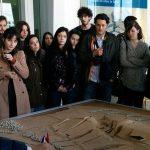 Os talleres PFC visitan a Cidade da Cultura