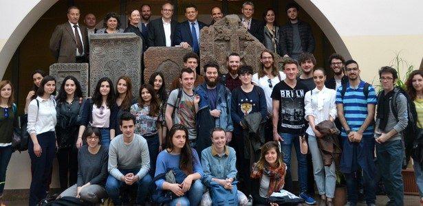 A ETSAC convidada nun obradoiro internacional en Armenia