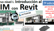 Cursos BIM con REVIT. Sétima edición